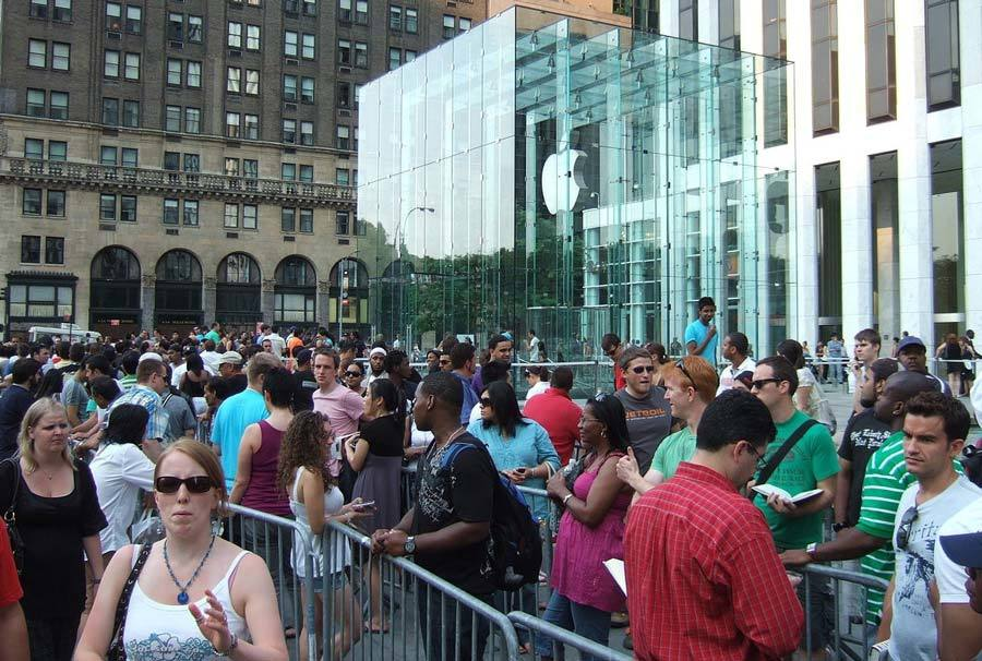 Big Apple Queue