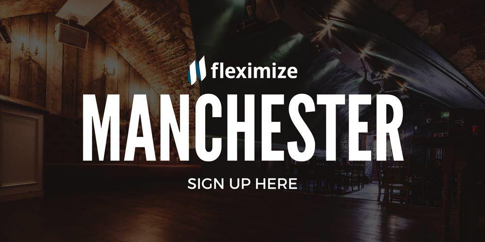 Fleximize meetup Manchester
