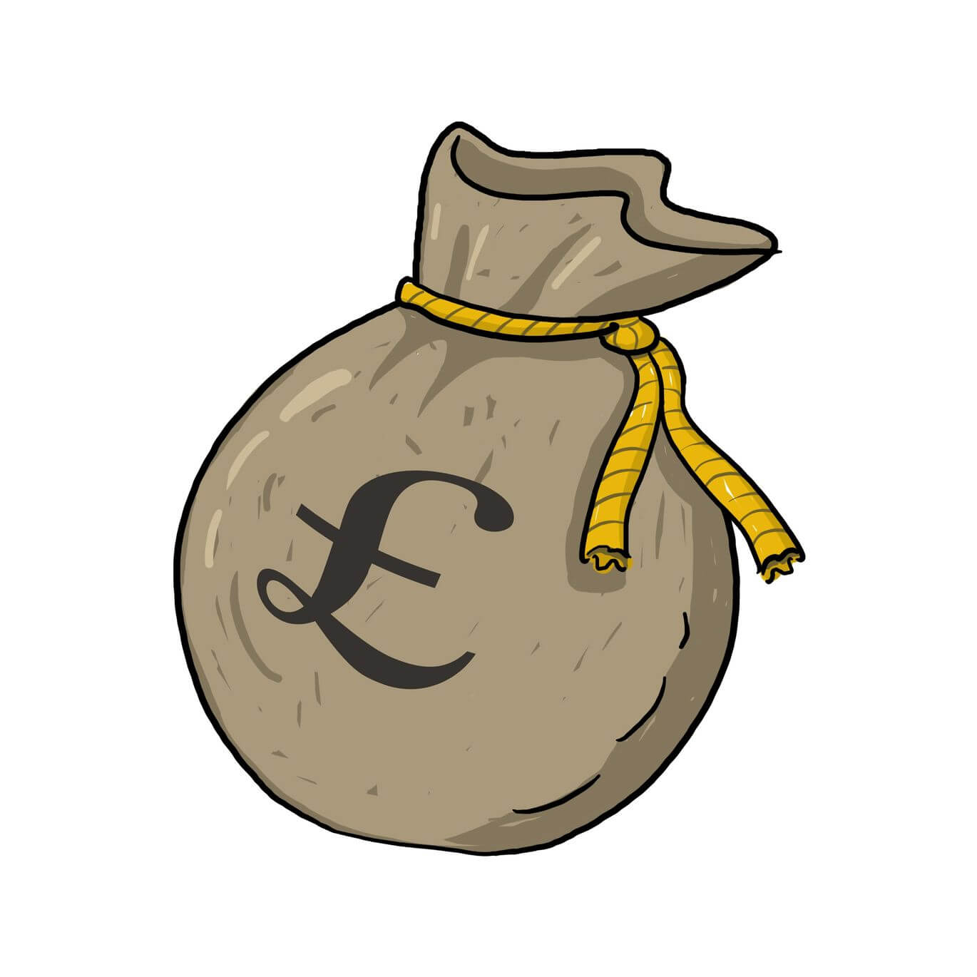 Bag With Money Sign Cartoon: 3 Examples Of Government Grants