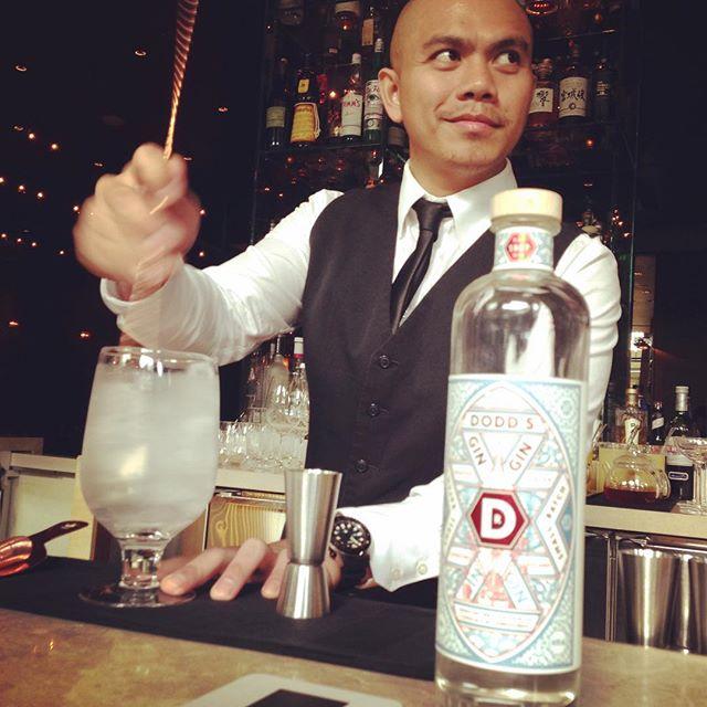 Investing in gin