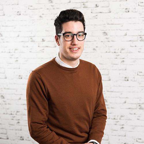 David Kiriakidis: Digital Marketing Executive at Fleximize