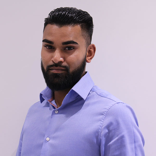 Emran Uddin: Relationship Manager