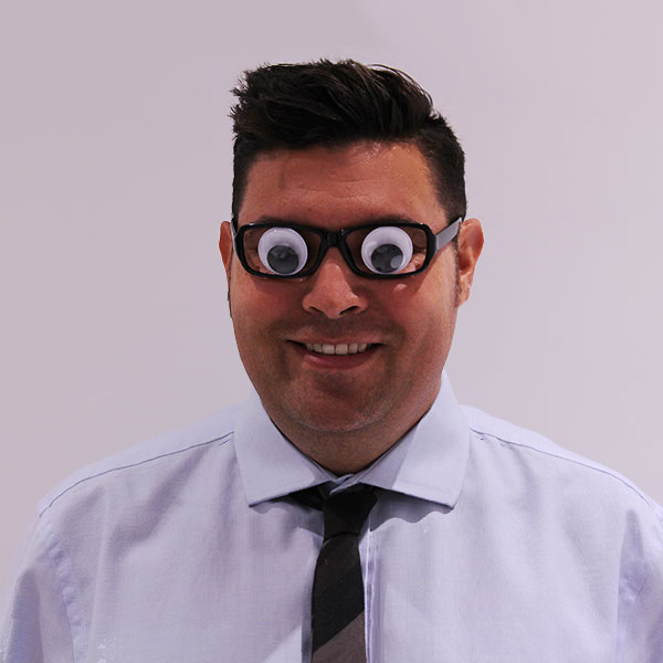 Paul Geary: Business Development Manager