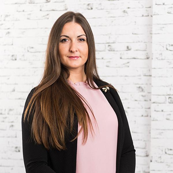 Kristina Lewis: Credit Audit Manager
