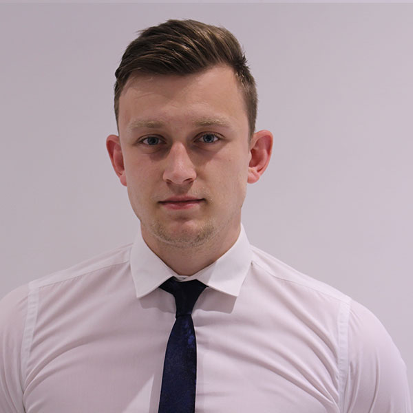 Lewis Main: Accounts Assistant