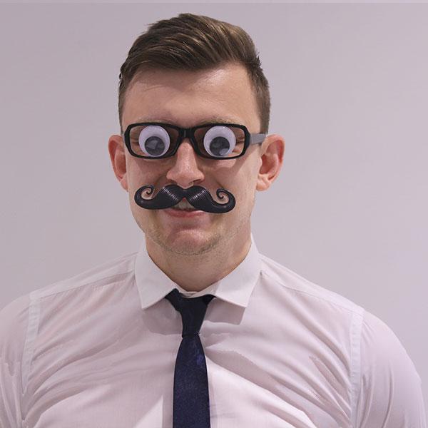 Lewis Main: Accounts Assistant