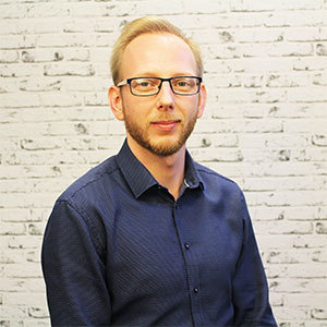 Mariusz Soltys: Senior Web Developer at Fleximize