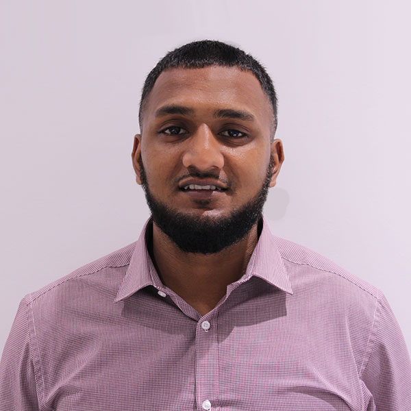 Mohammad Rahman: Broker Support Manager