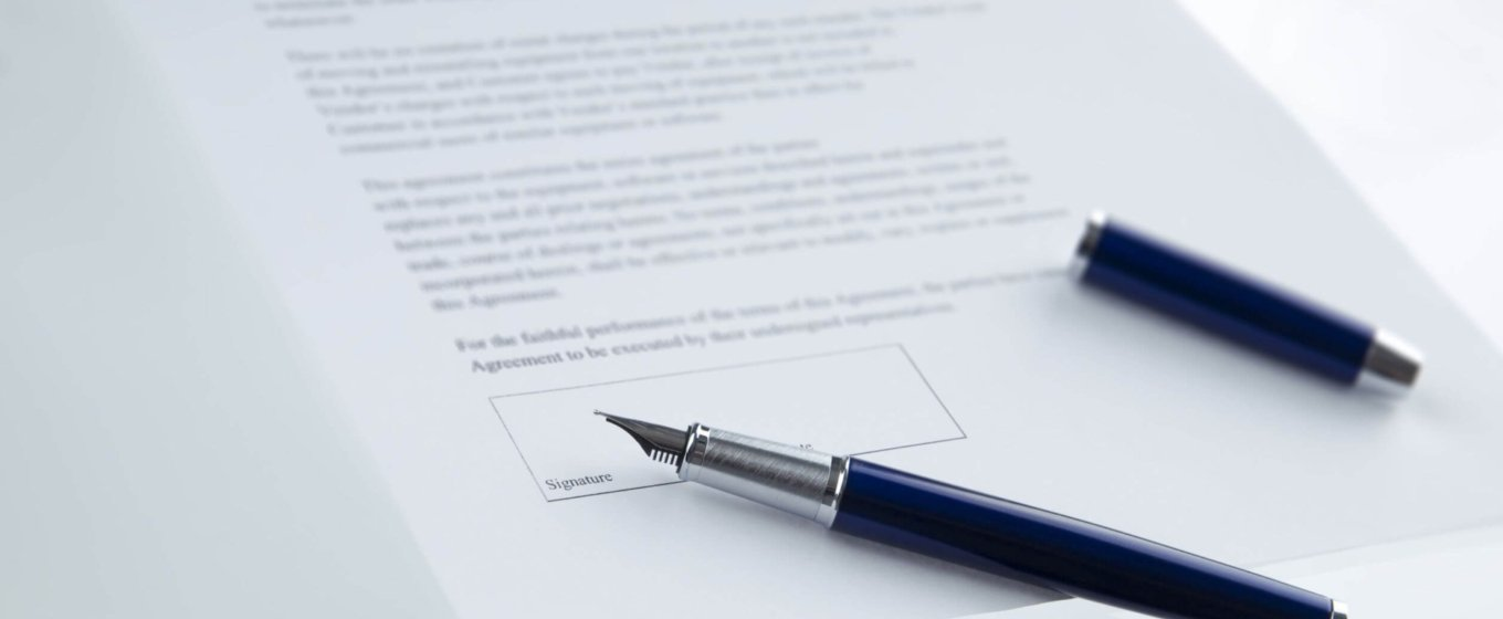 Employment and Supply Contracts