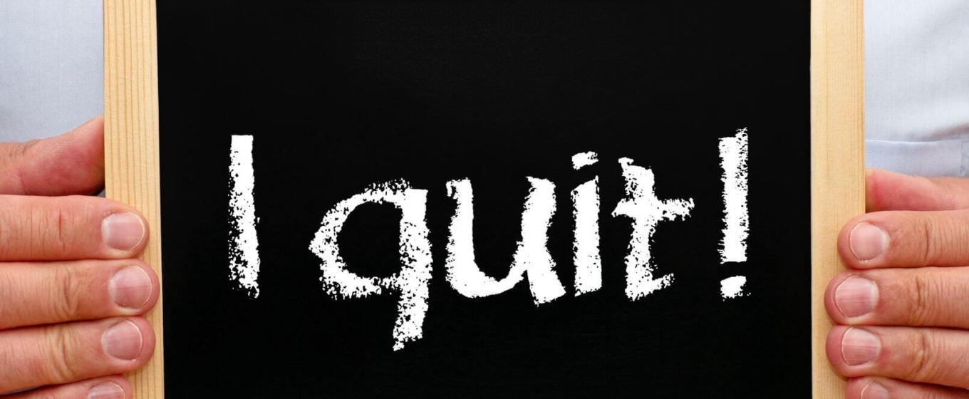 Advice on Quitting Your Job