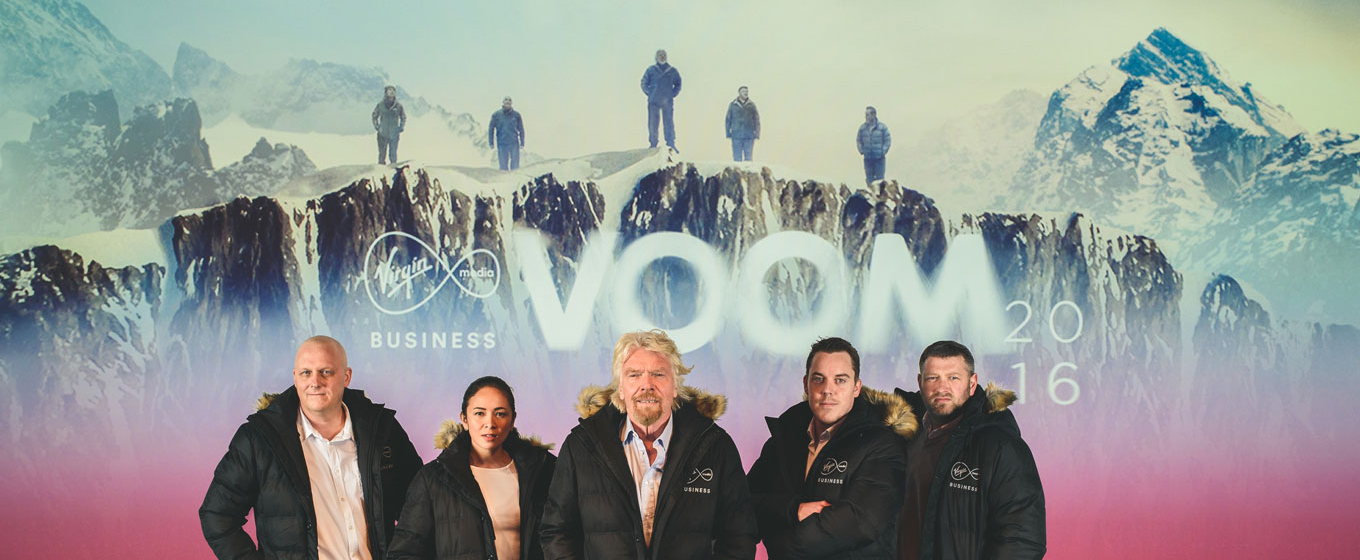 Voom 2016 is Now Open