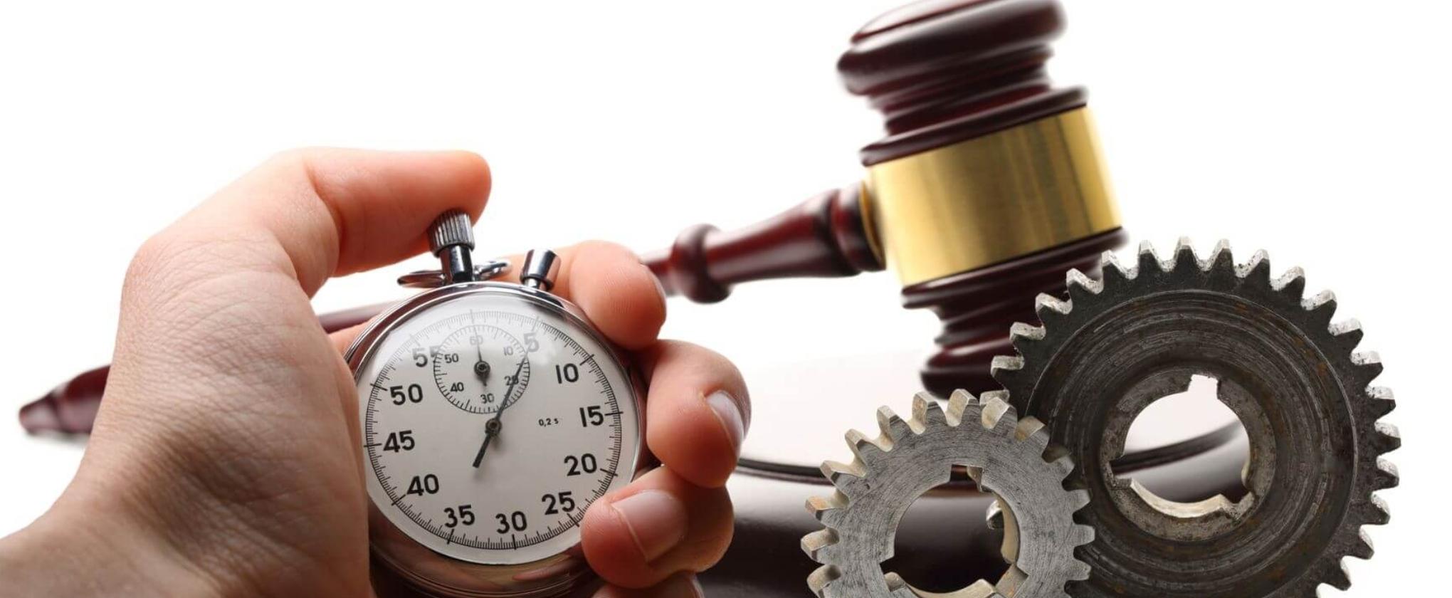 The Employment Tribunal Timeline