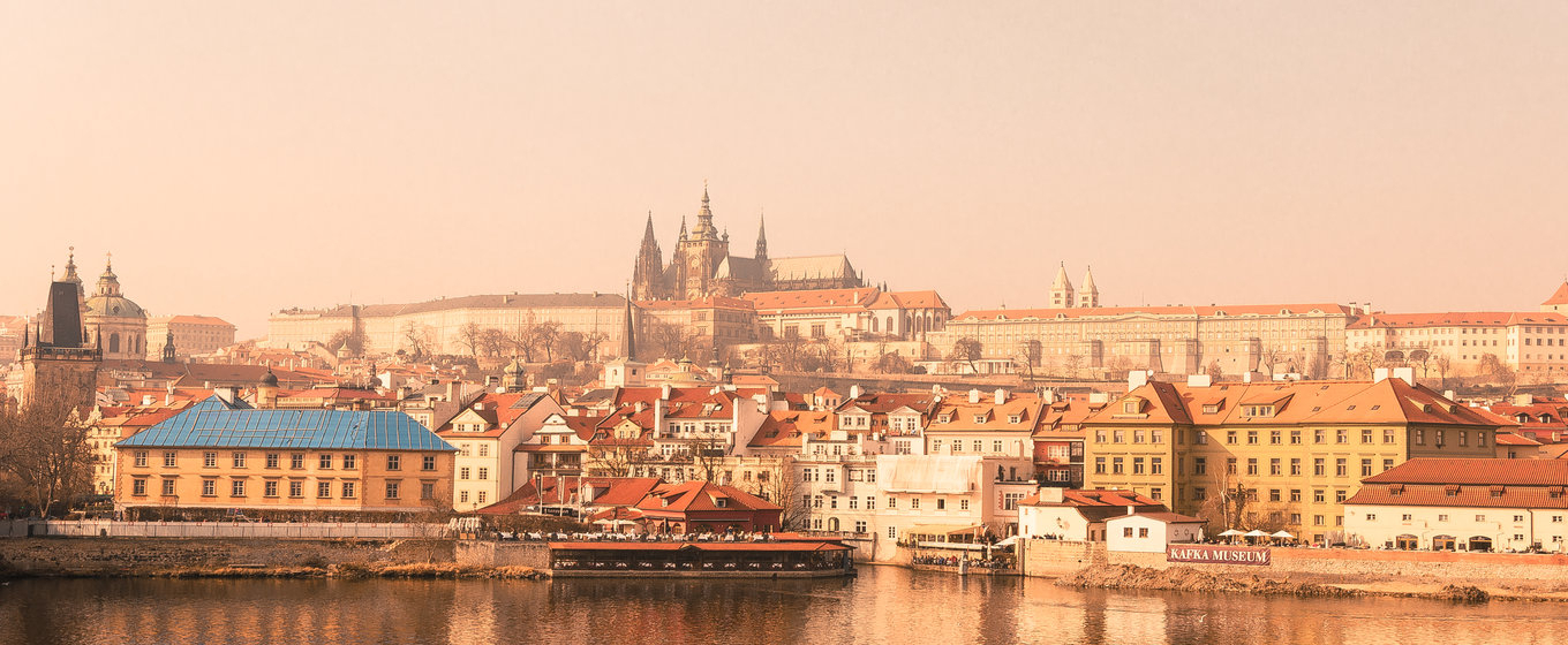 Cybersecurity, Czech Charm & Commuter Congestion