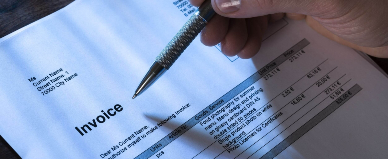 How to Draft an Invoice