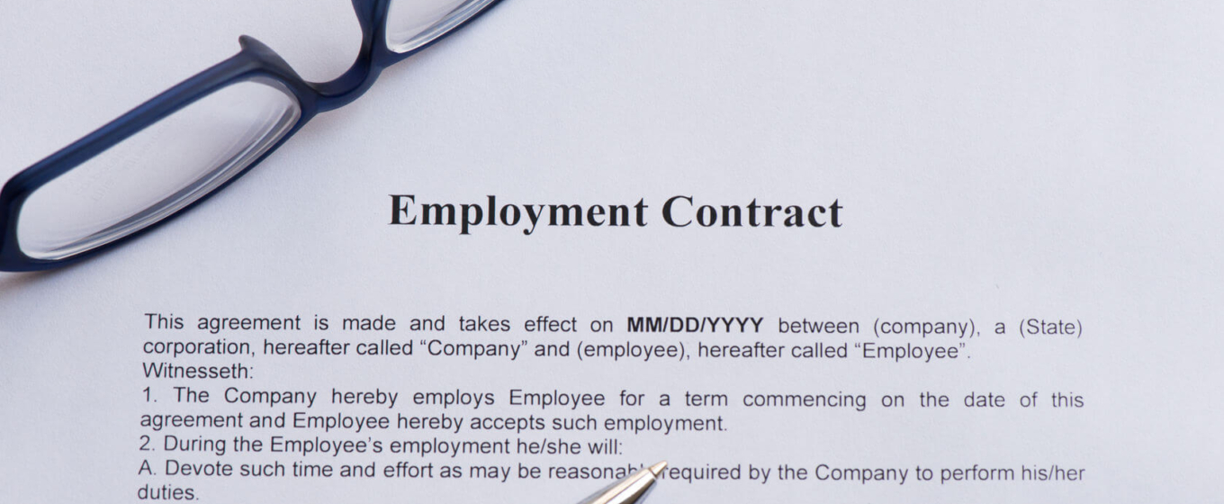 Seven Common Terms Of An Employment Contract  Fleximize