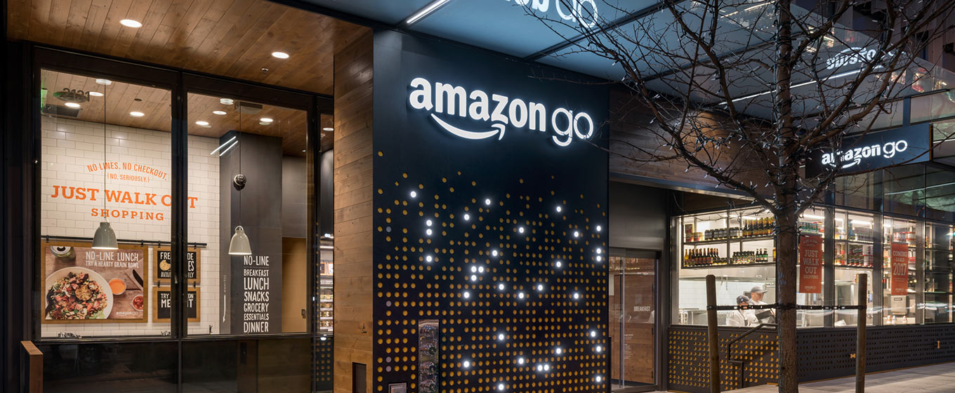 Amazon Go: Tech Giant Unveils New Grocery Store Concept