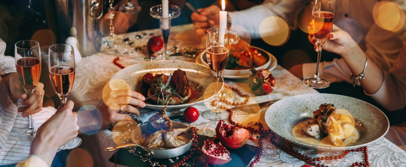 Elections, Spreadsheets & Christmas Dinner