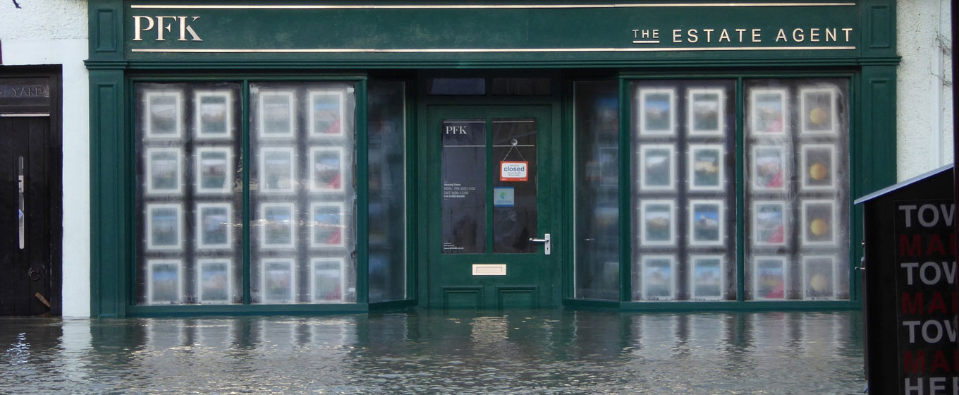 Cumbria Chamber of Commerce's Advice for Flood-Hit Businesses