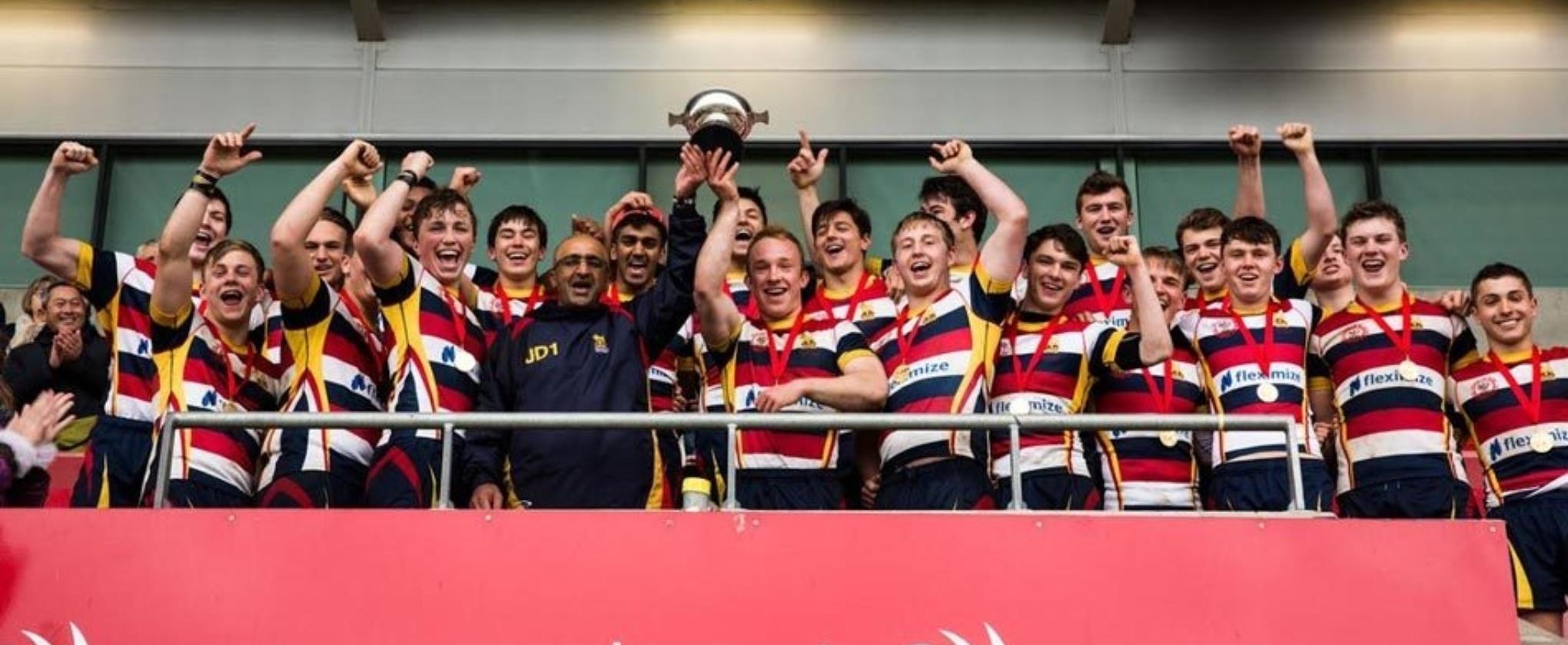 Fleximize-Sponsored Rugby Team Wins Big