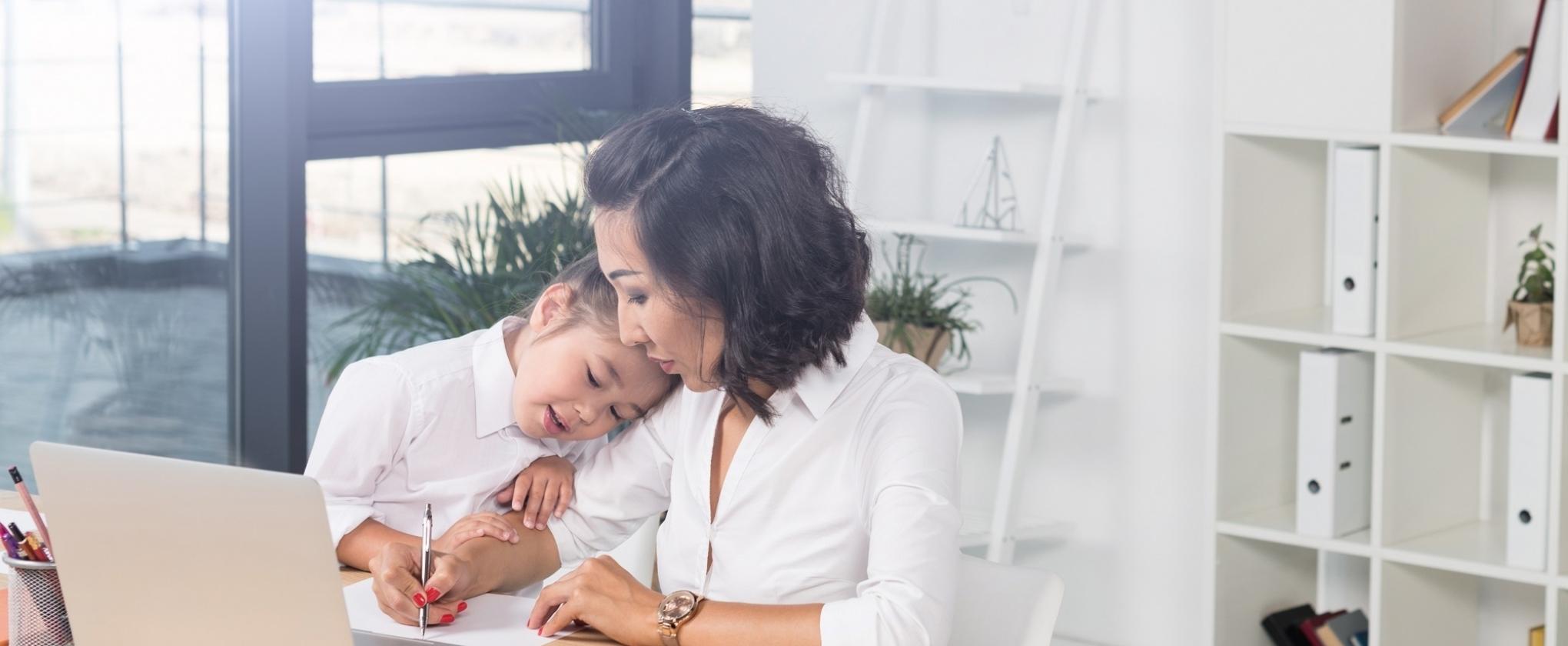 Balancing Motherhood and Running a Business