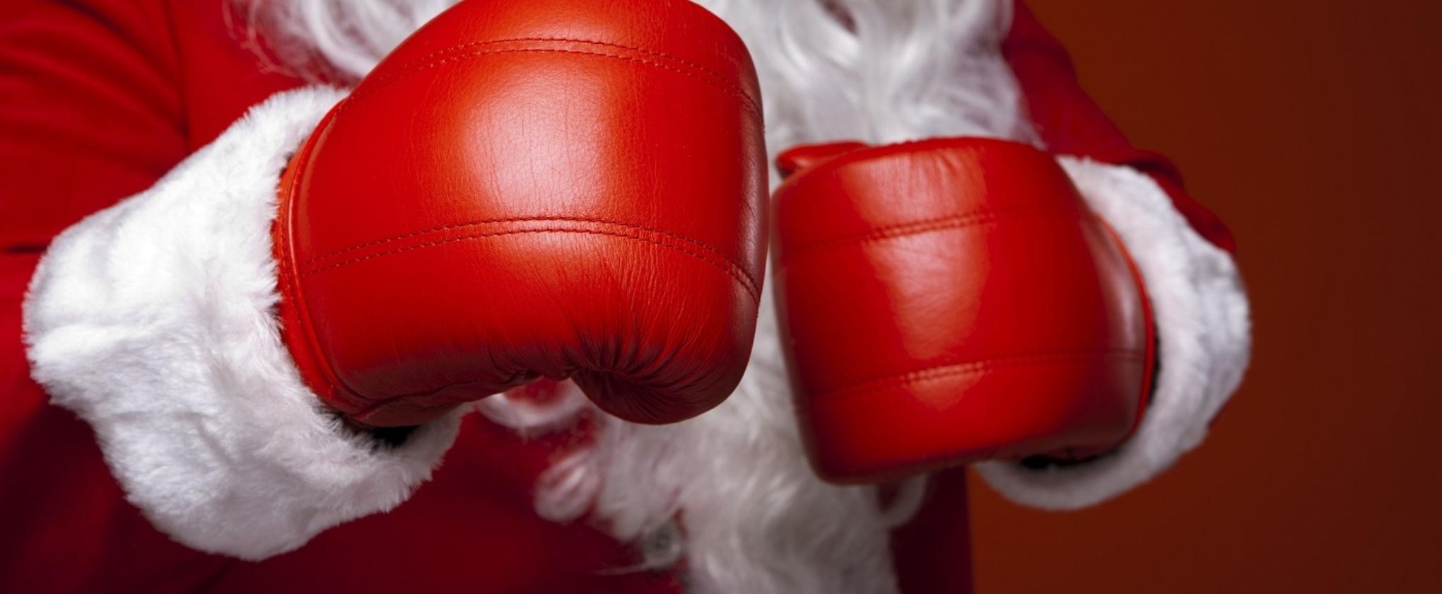 Santa: Master Burglar or Innocent House Guest?
