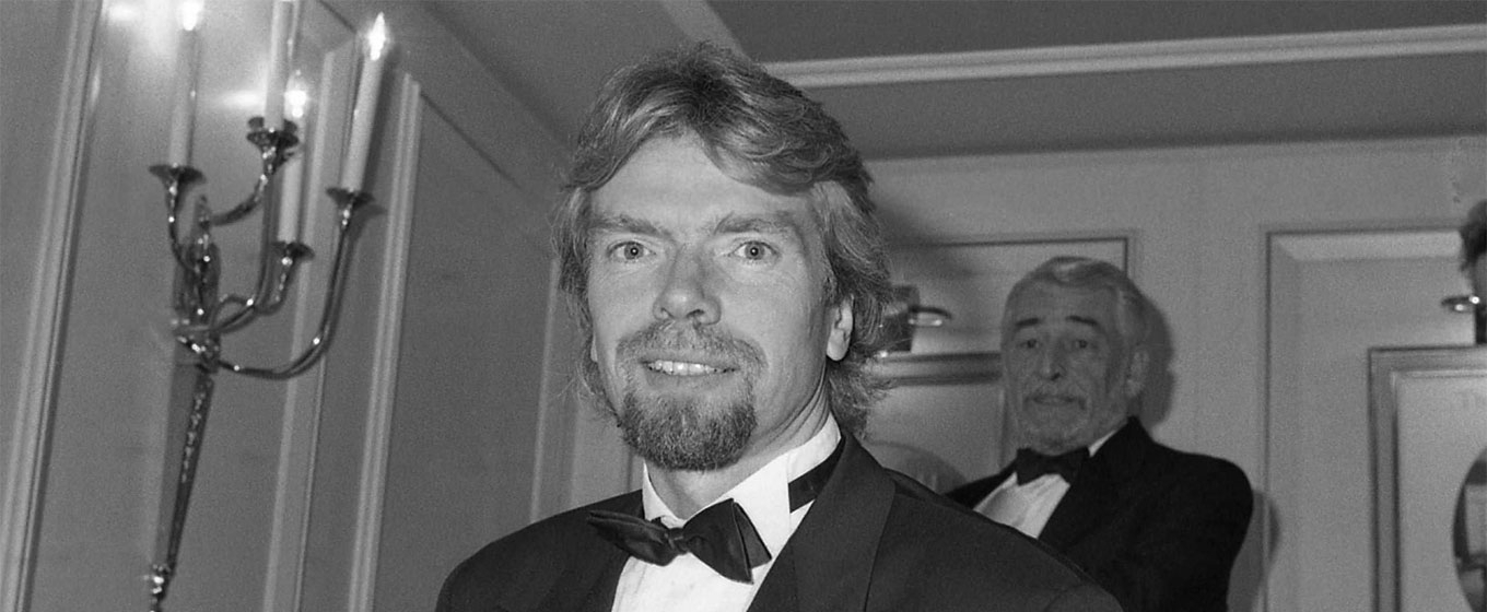 Robots, Detectives & Sir Richard Branson