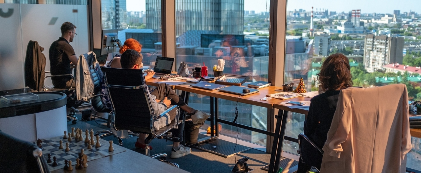 The Benefits of Shared Workspaces for SMEs