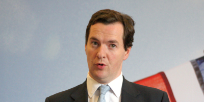 Chancellor George Osborne Pledges to Cut UK Corporation Tax to 15%