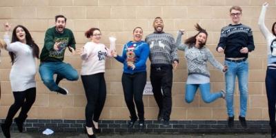 Fleximize Raises £500 for Text Santa
