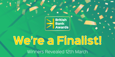 Fleximize a Finalist at British Bank Awards 2020