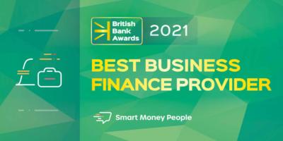 Fleximize a Finalist at British Bank Awards 2021