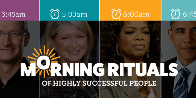 Morning Rituals of Highly Successful People