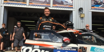 Fleximize Sponsors 24-Hour Endurance Driver in Dubai Race