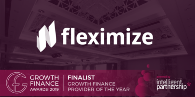 Fleximize a Finalist for Growth Finance Award