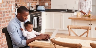 How to Balance Business with Fatherhood
