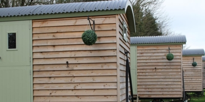 Fleximize Funds Renovation Work at Dorset Holiday Park