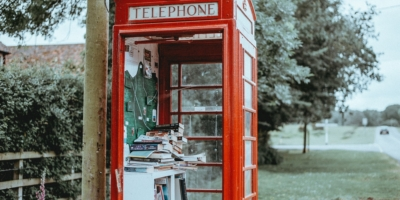 Google, Iconic Phone Boxes & Origami Plant Pots