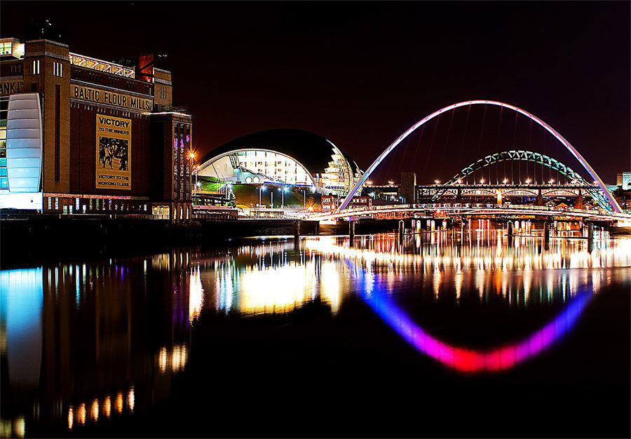 Tyne to shine