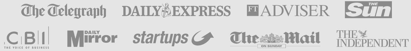 Fleximize media logos